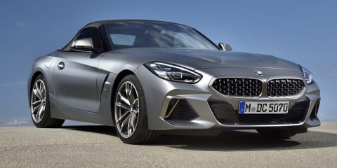 2019 BMW Z4 pricing and specs