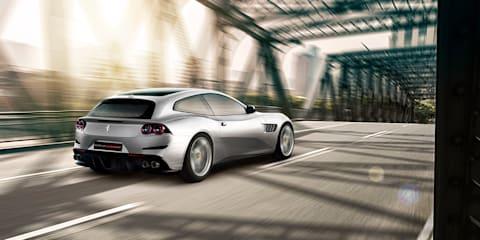 Ferrari GTC4 Lusso V8 targeting Porsche and Bentley buyers