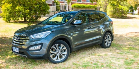 Hyundai Santa Fe :: week with Review