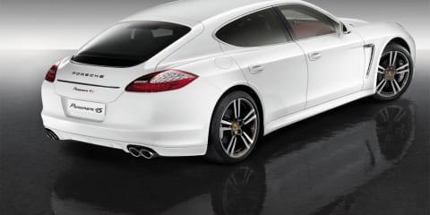 2011 Porsche Panamera Middle East Edition