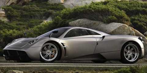 Pagani Huayra denied for US due to lack of advanced airbag