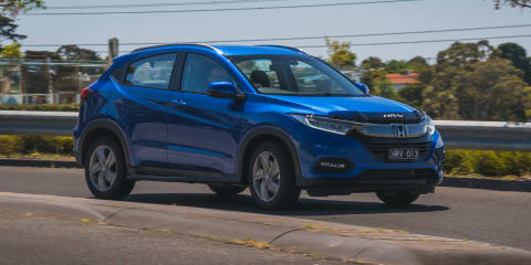 2018 Honda HR-V VTi-S review