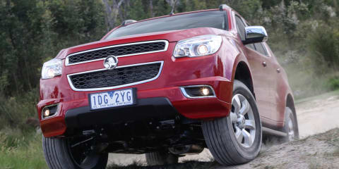 2016 Holden Colorado 7 recalled for seat fix