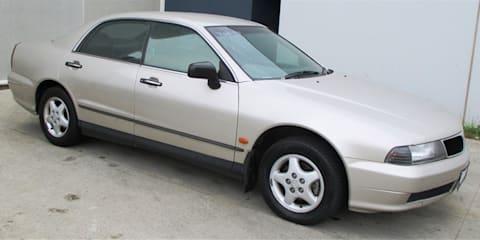 1998 Mitsubishi Magna Advance Review