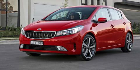 Kia Australia setting the sales charts alight