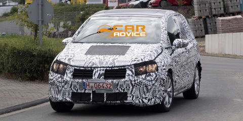 Volkswagen Golf Plus: first look at new high-roofed hatch