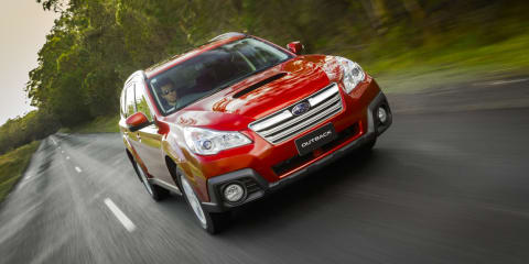 Subaru Outback Diesel Automatic Review