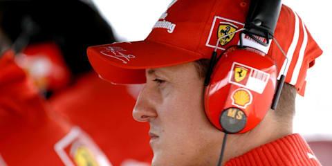 Schumacher cancels Formula 1 return