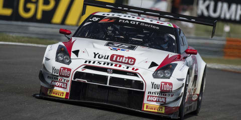 Nissan GT-R Nismo GT3 to compete in 2014 Bathurst 12 Hour