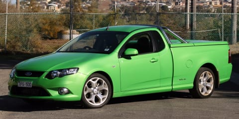 Ford Falcon XR6 Turbo Ute Review & Road Test