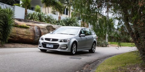 2016 Holden Commodore SV6 Sportwagon review