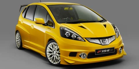 Mugen Honda Jazz considered: report