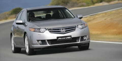 2009 Honda Accord Euro Review & Road Test