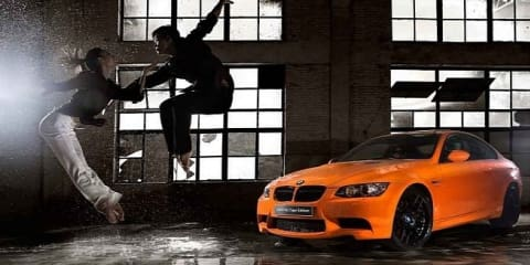 Video: BMW M3 Tiger Edition gets thrilling trailer