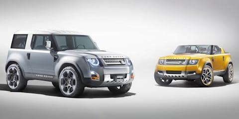 Next Land Rover Defender design finalised - report