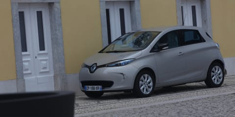 Renault Zoe won't be imported without government support, sub-$30,000 price