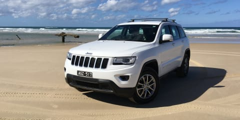 2016 Jeep Grand Cherokee recalled for fire risk:: 62 vehicles affected