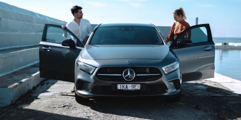 2019 Mercedes-Benz A180 arrives at $42,300