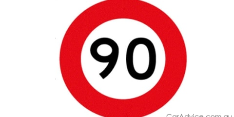 Speed Limits - NSW state-wide limit set for 90km/h