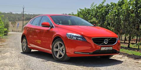 2014 Volvo V40 range to offer dual-clutch transmission