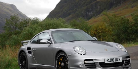 2011 Porsche 911 Turbo S Review
