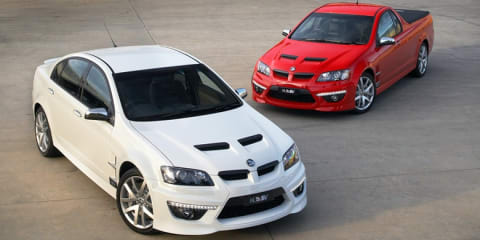 2010 HSV Clubsport GXP & Maloo GXP Review