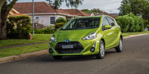 2015 Toyota Prius C i-Tech Review