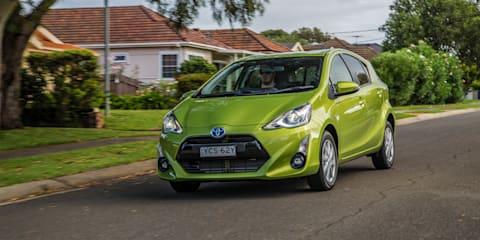 2015 Toyota Prius C i-Tech评论