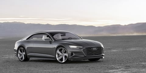 Audi Prologue Piloted Driving Concept debuts at 2015 CES