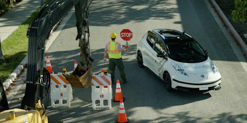 "Autonomous vehicles without human intervention ""useless"", Nissan claims"