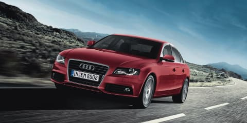 2011 Audi A4 2.0 TDI e more fuel efficient