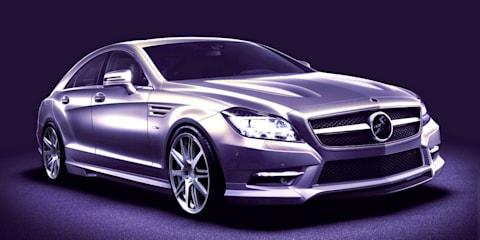2011 Mercedes-Benz CLS 350 by Carlsson