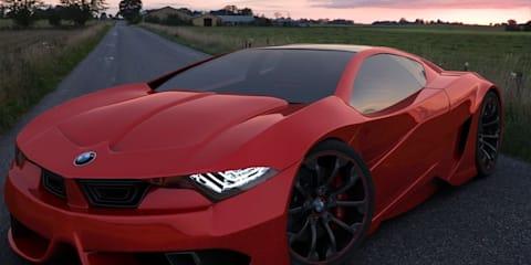 BMW GT by Emil Baddal