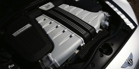 Bentley to boost W12 engine production