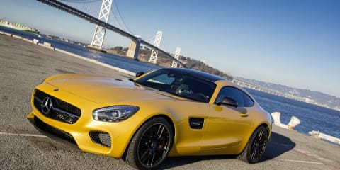 Mercedes-AMG GT designer says similarities with Porsche 911 unavoidable