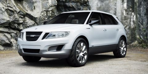 2012 Saab 9-4X confirmed to debut at 2010 Los Angles Auto Show