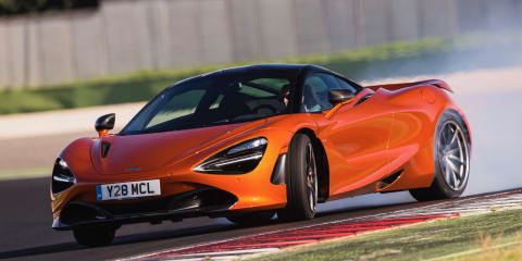 McLaren's production capacity guarantees greater exclusivity than Ferrari