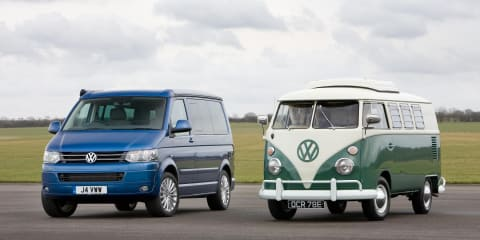 Volkswagen Transporter celebrates 60 years, new model due here this week
