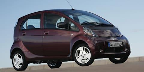 2011 Mitsubishi i-MiEV on sale to Australian public in Q3