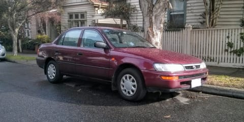 1999 Toyota Corolla Review
