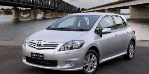 Toyota Corolla gets VSC standard across the range