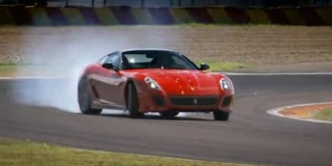 Video: Ferrari 599 GTO review by Jeremy Clarkson