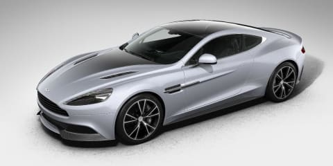 Aston Martin unveils exclusive Centenary Edition models