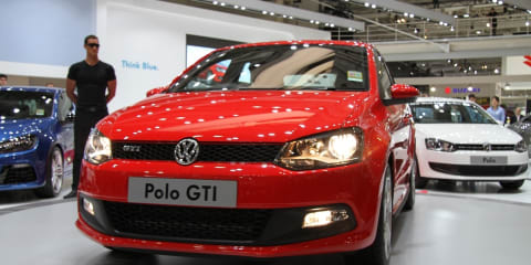 Volkswagen Polo GTI at 2010 AIMS