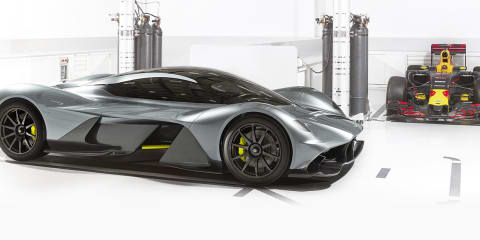 AM-RB 001 could be first of many mid-engine Aston Martin hypercars