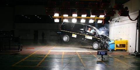 Hyundai vans win top ANCAP rating