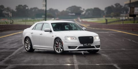 2015 Chrysler 300 SRT Review