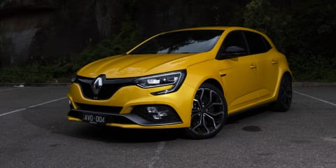 2018 Renault Megane RS Auto EDC review