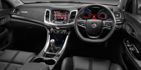 Holden VF Commodore: SS interior revealed