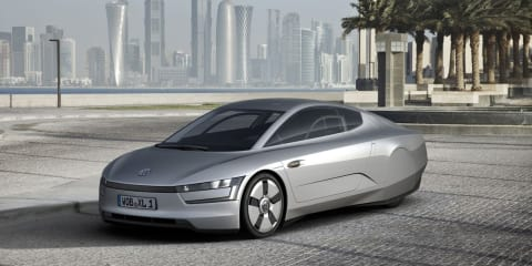 Volkswagen XL1 Concept confirmed for production in 2013